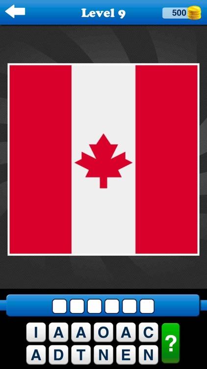 Guess the Flag! Logo Quiz Game screenshot-8