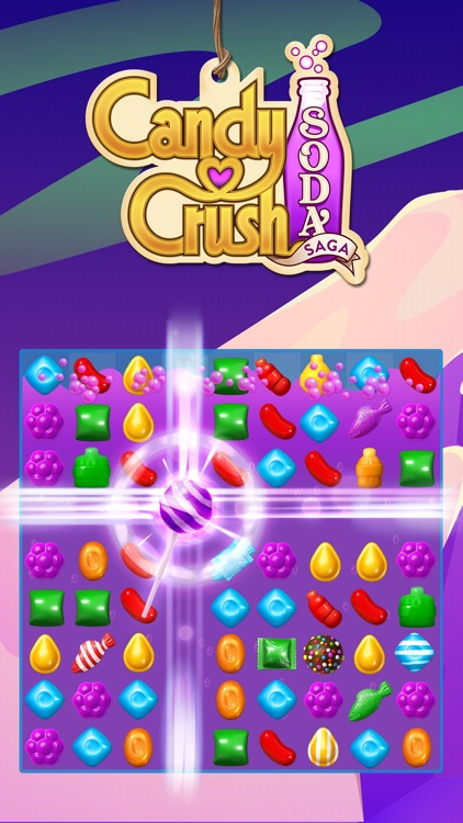 Candy Crush Soda Saga screenshot-5