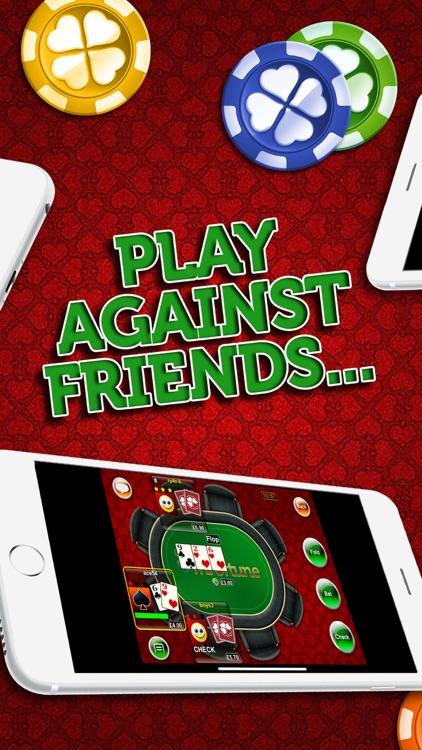 Texas Holdem Poker by mFortune screenshot-3