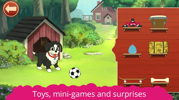 Peppy Pals Farm: Emotions screenshot-3