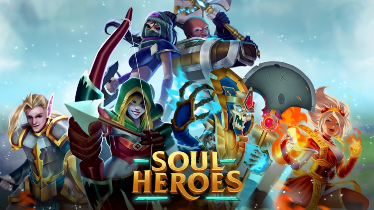 Brave Soul Heroes: Idle RPG screenshot-5