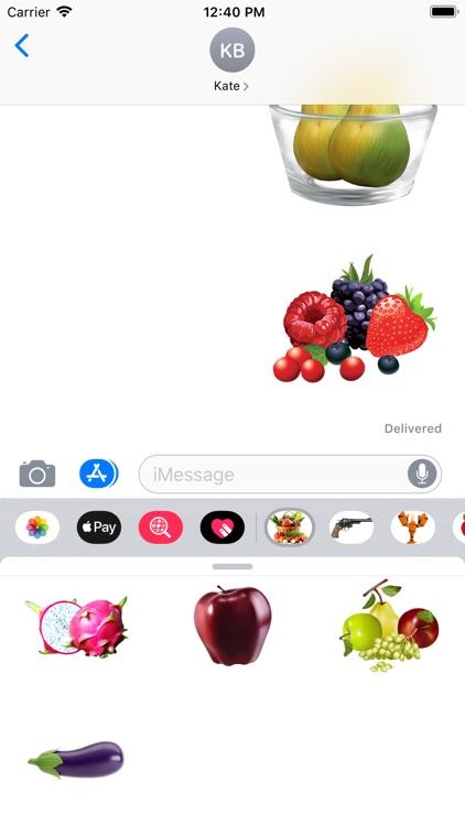 Fruits and Vegetables Bundle screenshot-4