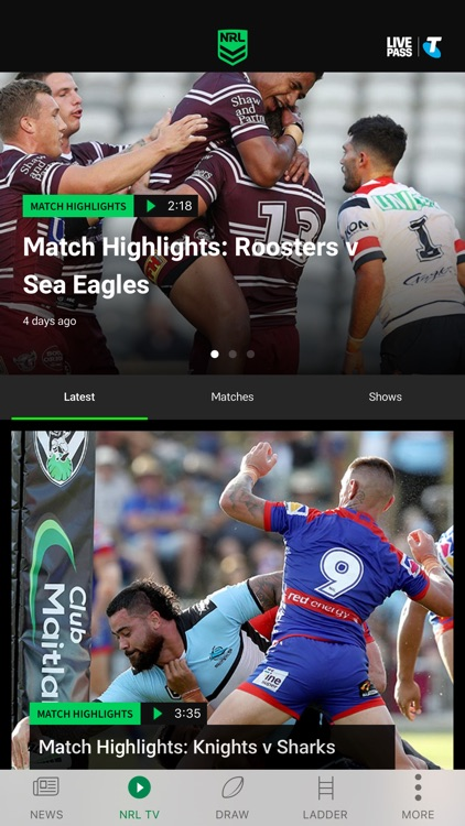 NRL Official App screenshot-6