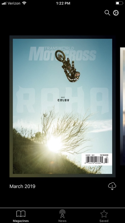 TransWorld Motocross Magazine