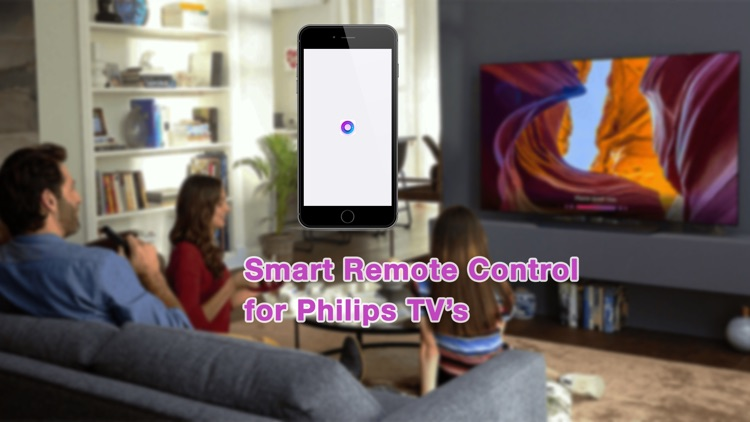 Smart Remote for Philips TV's