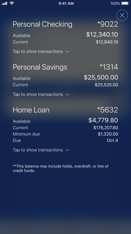 WTC Mobile Banking