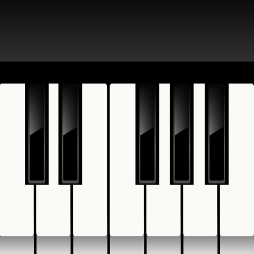 ピアノ -シンプルなピアノ- 録音機能つき 鍵盤アプリ