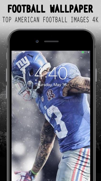 American Football Wallpaper 4K screenshot-4