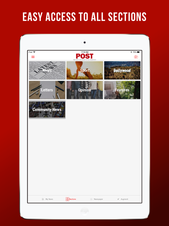 iPad Image of Post SA