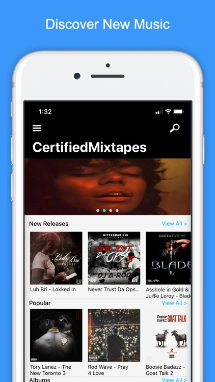 Certified Mixtapes & Music