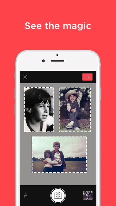 Photo Scanner Plus Screenshot