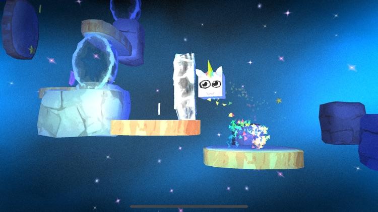 Space Unicorn: 3D Adventure