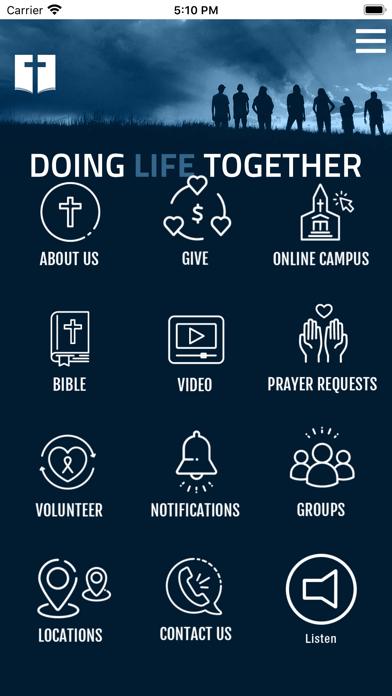 CrossWord Christian Church screenshot #2