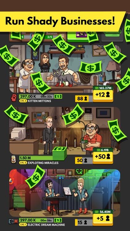 Always Sunny: Gang Goes Mobile screenshot-0