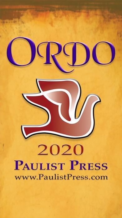 Screen Shot Ordo 2020 0