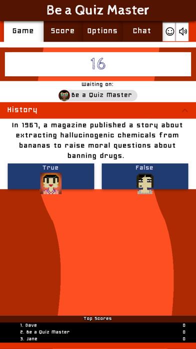 Be a Quiz Master screenshot 2