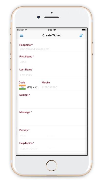 Faveo Helpdesk screenshot-6