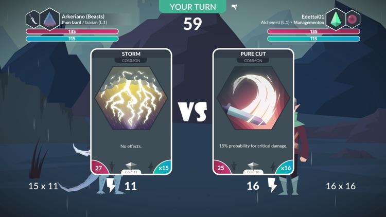 Arker: The legend of Ohm screenshot-3