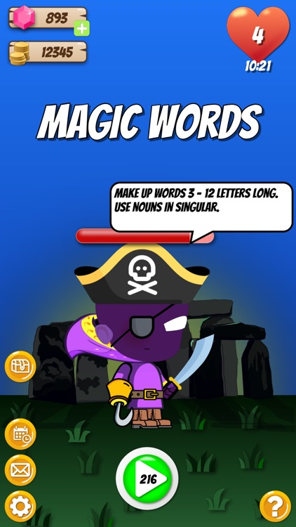 Magic Words: Craft Words screenshot-4