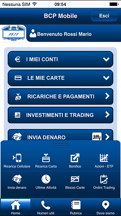 BancaPontiMobile screenshot-4