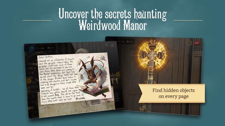 Weirdwood Manor screenshot-3
