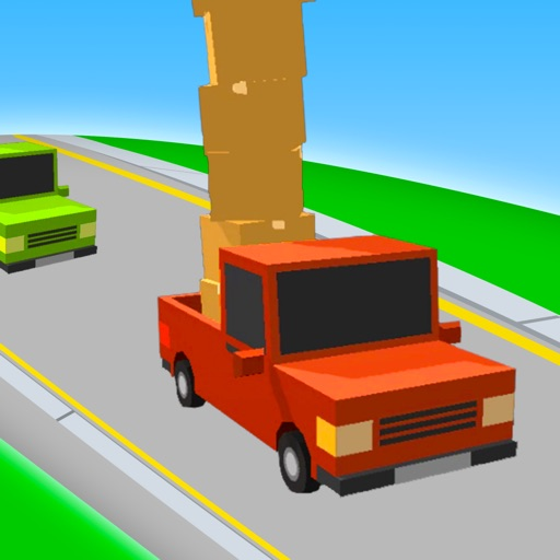Delivery Driver 3D