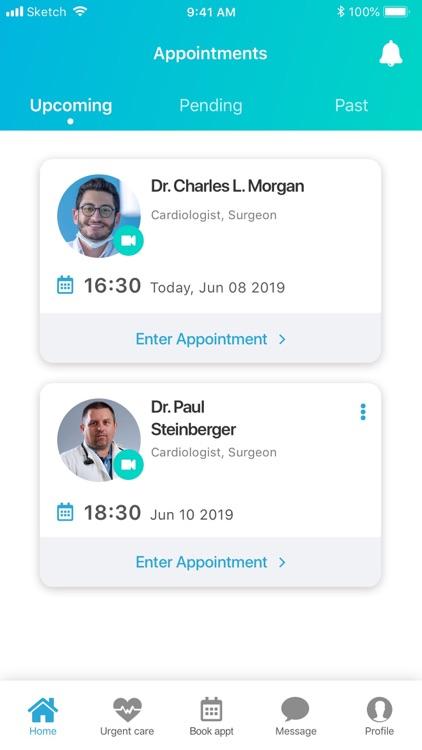 IDA Healthcare Provider screenshot-3