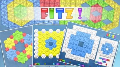 Fitz: Match 3 Puzzle GameCaptura de pantalla de5