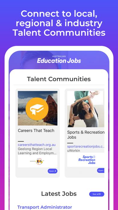 Education Jobs & Teaching Jobs screenshot two
