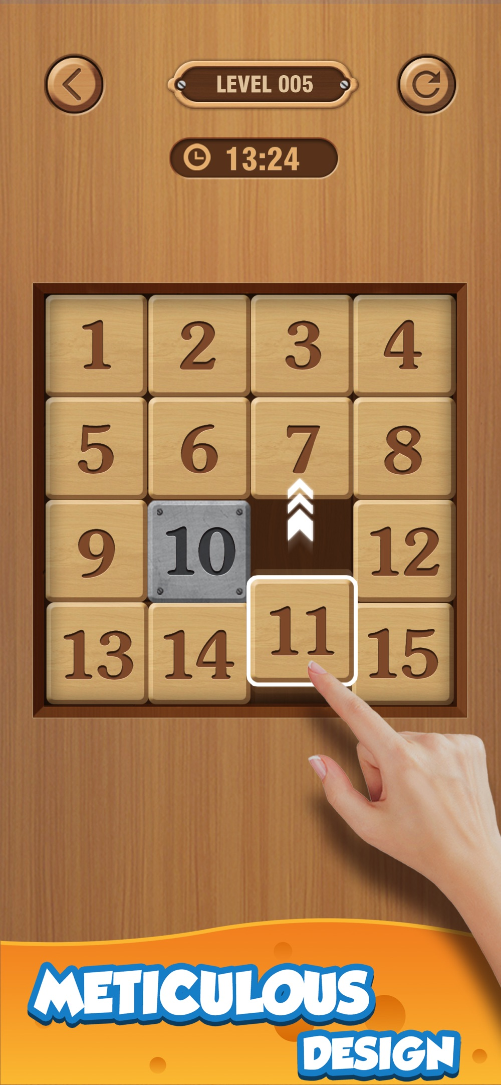 Number Puzzle hack tool