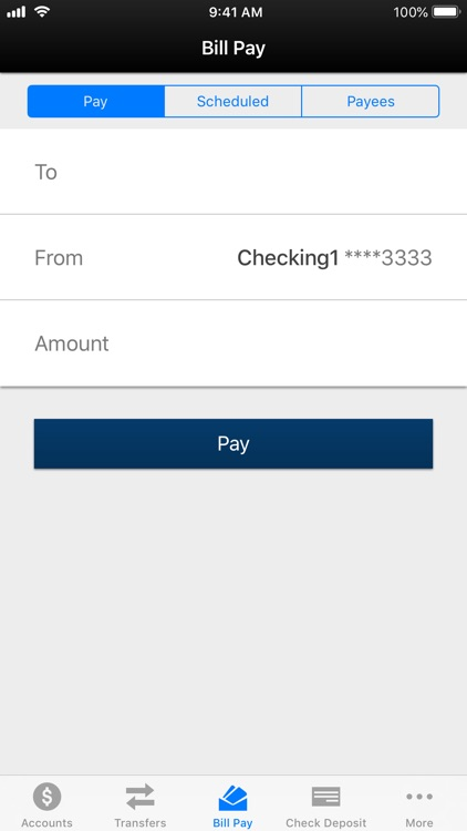 Presidential Mobile App screenshot-4
