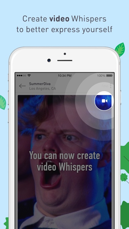 Whisper - Share, Express, Meet screenshot-3