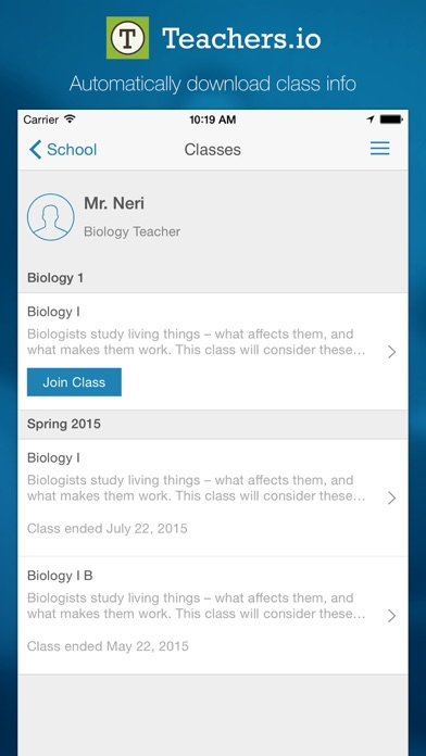 Screenshot for myHomework Student Planner in United States App Store