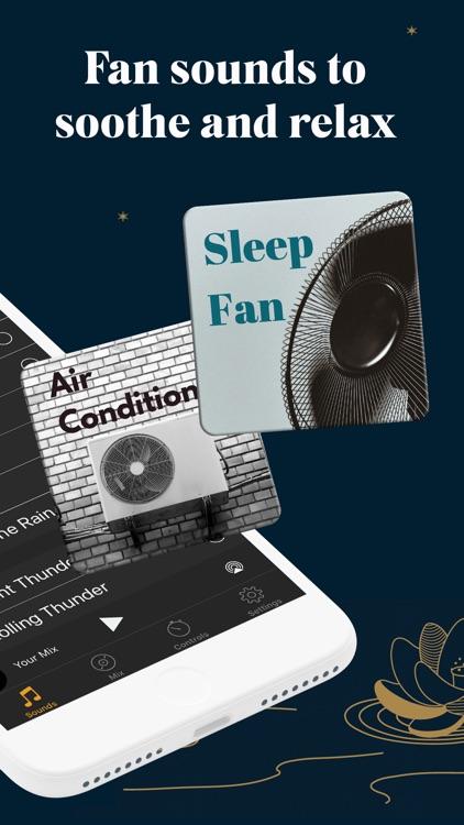 White Noise Deep Sleep Sounds screenshot-7