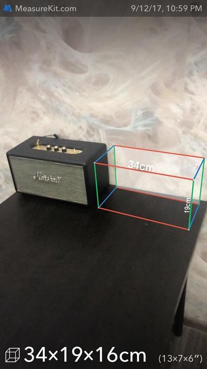 MeasureKit - AR Ruler Tape screenshot-4