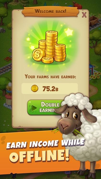My Idle Farm: Township Saga screenshot-4