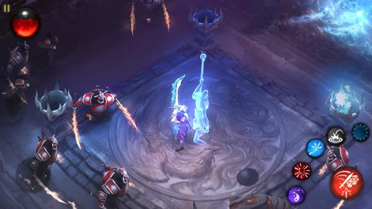 Blade Bound: Immortal Darkness screenshot-7