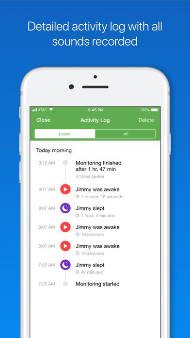 Screenshot for Baby Monitor 3G in Jordan App Store