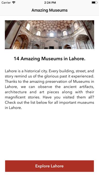 Amazing Museums screenshot 3