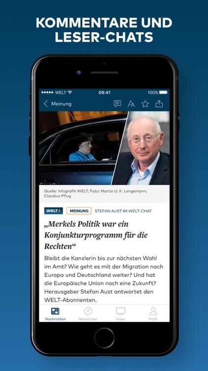 WELT News – Nachrichten live screenshot-3
