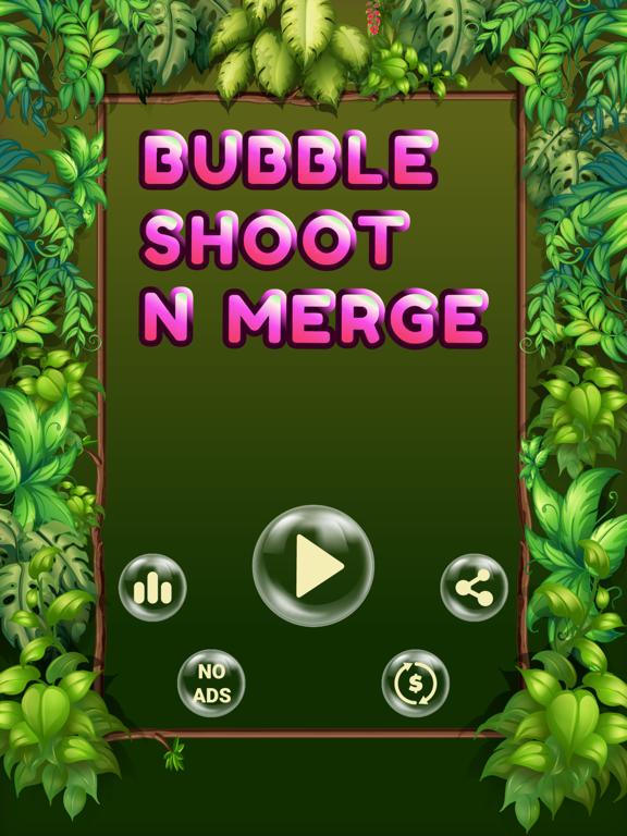 Bubble Shoot n Merge screenshot 8