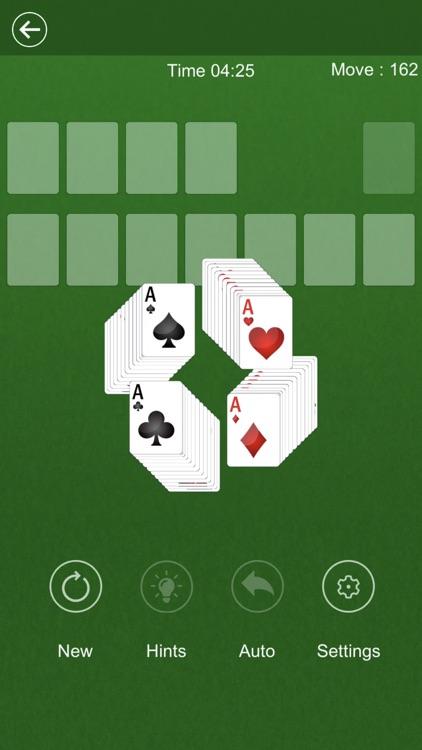 Solitaire: 300 Levels screenshot-5