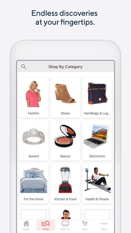 QVC Mobile Shopping (US) screenshot-5