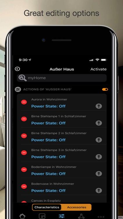 myHome - Home Automation screenshot-7