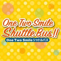 OneTwoSmileシャトル予約アプリ