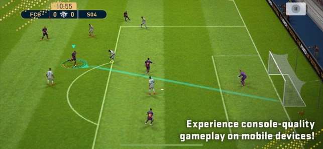 cara main pes 2017 android offline