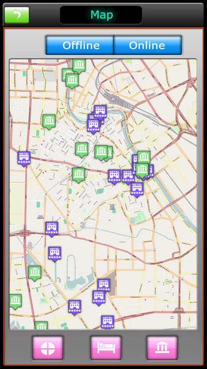 Tianjin Offline Map City Guide screenshot-4