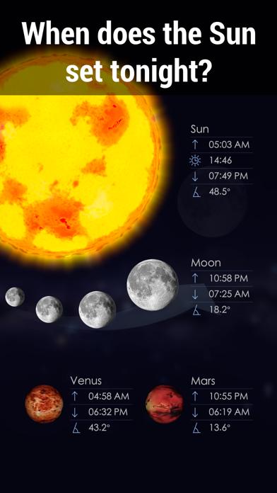 Star Walk 2 - Night Sky Map Screenshots