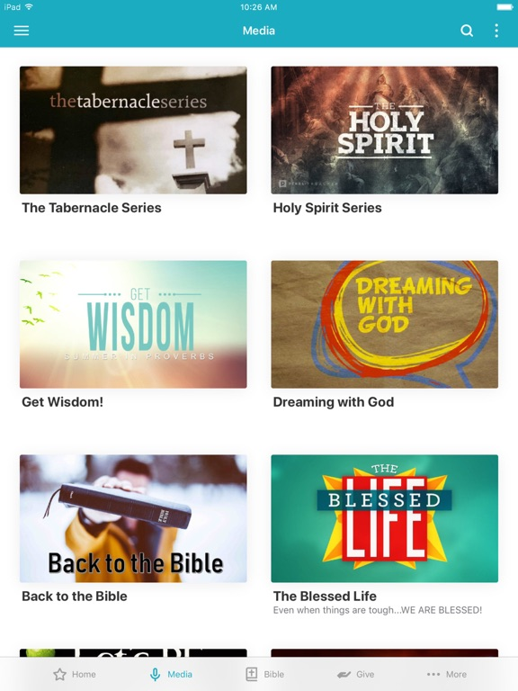 The Altar Church App screenshot 5