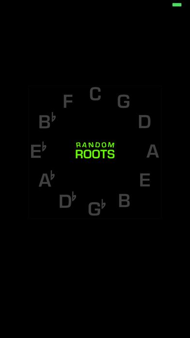 Random Roots - Music Trainer screenshot one